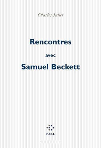 9782867447013: Rencontres avec Samuel Beckett