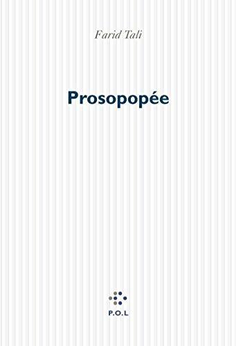 9782867447976: Prosopopée