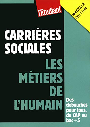 9782867450143: Carrières sociales : Les métiers de l'humain