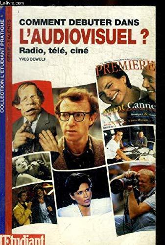 Les metiers de l'audiovisuel 121297: n/a