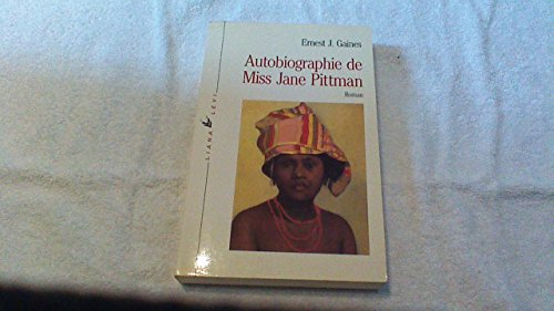 9782867460517: Autobiographie de Miss Jane Pittman