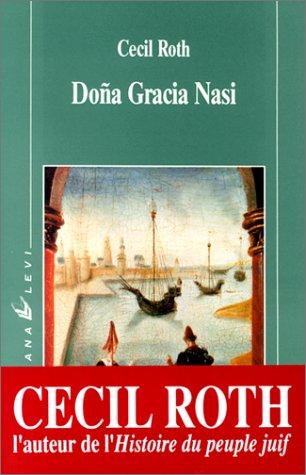 9782867460562: Doña Gracia Nasi