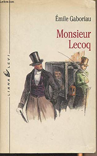 9782867460845: Monsieur Lecoq