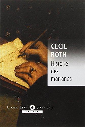 9782867463020: Histoire des marranes