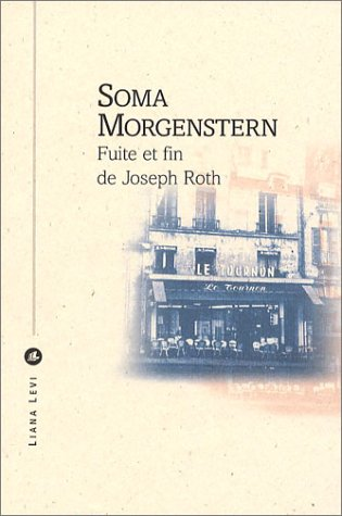 9782867463204: Fuite et fin de Joseph Roth