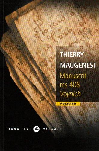 9782867464621: Manuscrit ms 408 Voynich