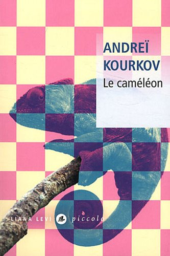 9782867466014: Le caméléon