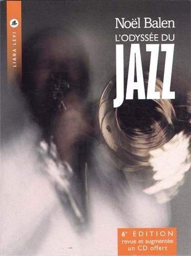 9782867466359: L'odyssée du jazz (1CD audio)