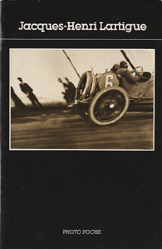 Jacques-Henri Lartigue (Collection Photo poche) (French Edition) (2867540003) by Lartigue, Jacques-Henri