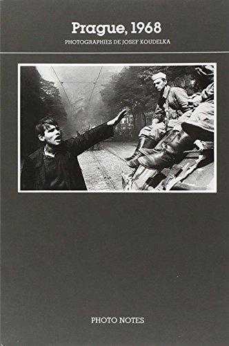 Prague, 1968 (Photo notes) (French Edition): Josef Koudelka