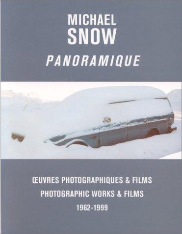 9782867541223: Michael Snow Panoramique