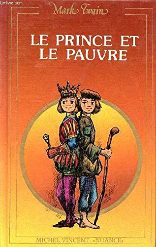 Le Prince et le pauvre (Nuance): Mark Twain Claudie