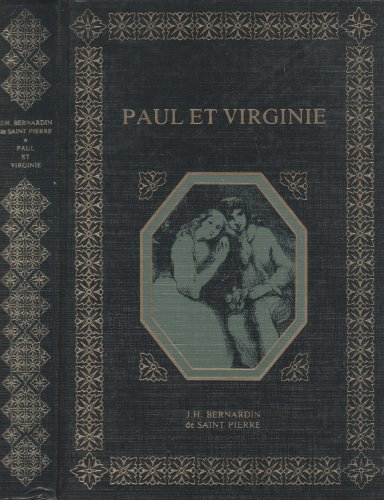 9782867560798: Paul et Virginie