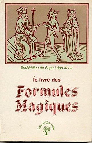 Enchiridion du pape LÈon III ou le