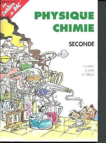 PHYSIQUE-CHIMIE, SECONDE: TORDEUX, MARIE-FRANCOISE