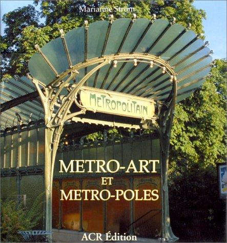 9782867700651: Métro-Art et Métro-Poles