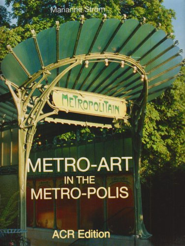 Metro Art in the Metropolis: Strom, Marianne
