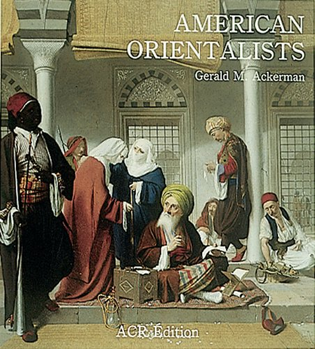 9782867700781: Les Orientalistes de l'Ecole américaine (en anglais)