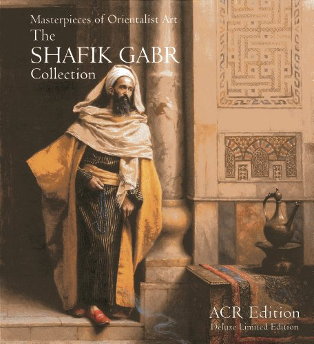 Masterpieces of Orientalist Art: The Shafik Gabr: Rafif, Ahmed Chaouki