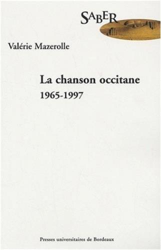 9782867814464: La chanson occitane 1965-1997