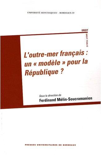 9782867815249: L'outre-mer fran�ais