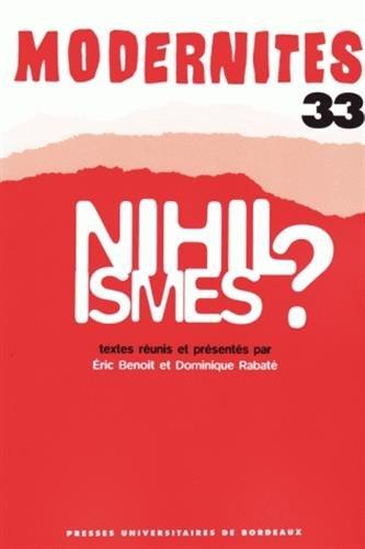nihilismes: Dominique Rabat�