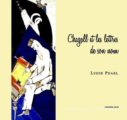 Chagall et les lettres de son nom: Pearl Lydie