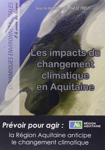 Impacts du changement climatique en aquitaine