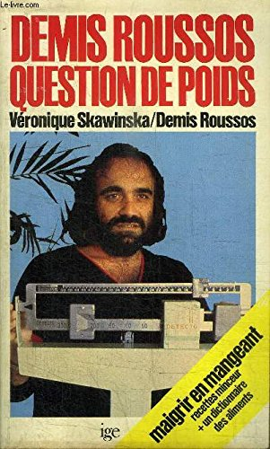 A Question of Weight: Demis Roussos, Veronique