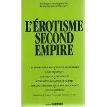 9782868040596: L'Érotisme Second Empire (Lectures érotiques)