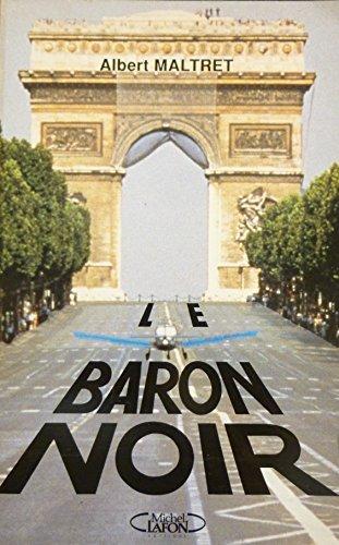 9782868046451: Le Baron noir