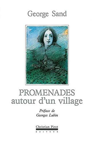 9782868080615: PROMENADES AUTOUR D'UN VILLAGE SUIVI DE LE BERRY