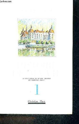 9782868080721: HISTOIRE DE MA VIE. Volume 1