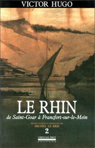 9782868080967: Le Rhin, tome 2
