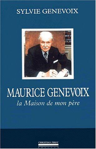 Maurice Genevoix: Genevoix, Sylvie