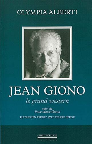 9782868081674: Jean Giono. Le grand western