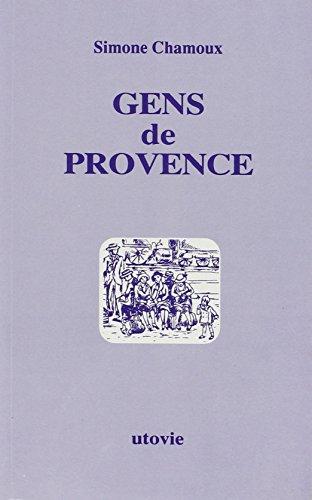 9782868197016: gens de provence