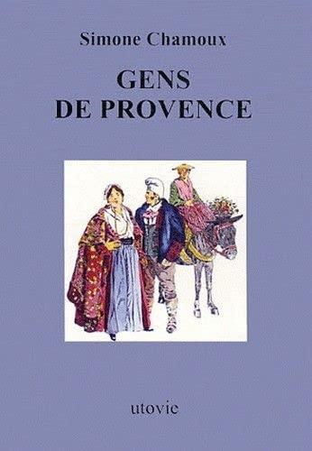 9782868197641: gens de Provence