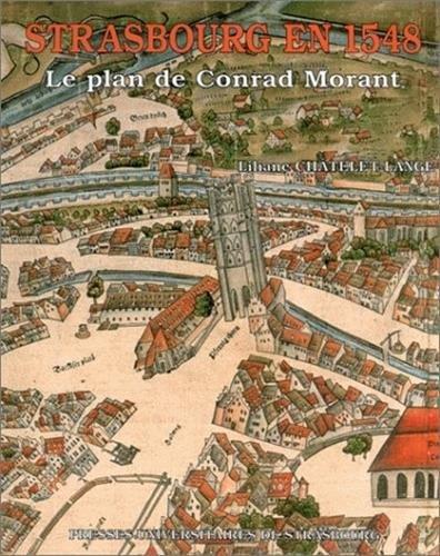 9782868201492: Strasbourg en 1548 : Le plan Conrad Morant