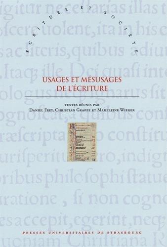 9782868205186: Usages et mésusages de l'Ecriture : Approches interdisciplinaires de la référence scripturaire