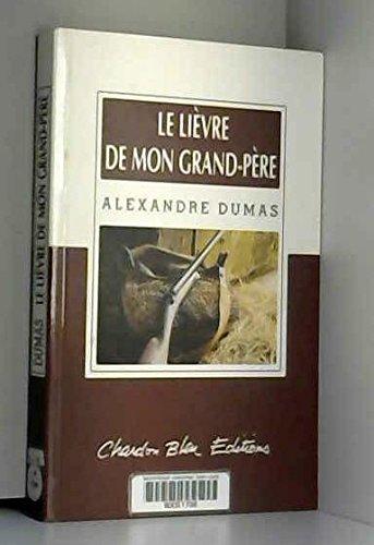9782868331465: Le lièvre de mon grand-père (Collection Bienlire)