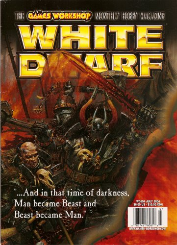 9782868341211: White Dwarf #294 (US Edition, July 2004)