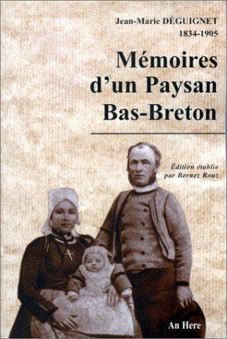 9782868431783: Mémoires d'un paysan Bas-Breton
