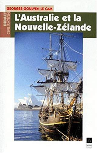 9782868472106: L'Australie et la Nouvelle-Zélande