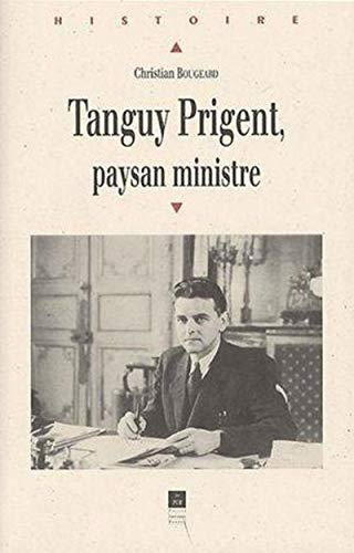 Tanguy Prigent paysan ministre: Bougeard Christian