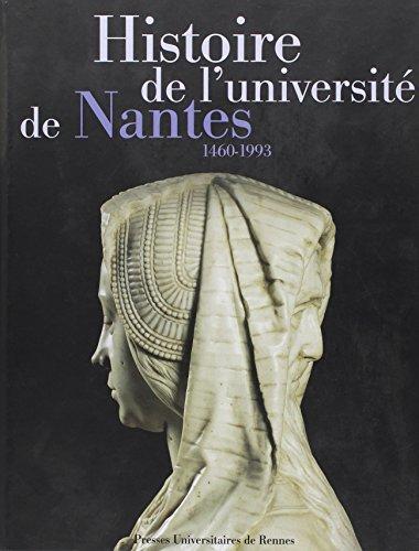 Histoire de l'université de nantes: Emptoz, G.