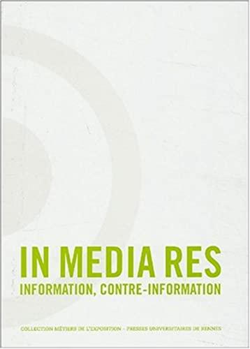 In media res : information, contre-information : Sunah Choi, Harun Farocki, Omer Fast.