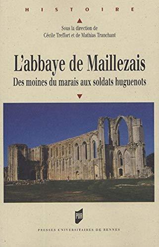 9782868478825: L'abbaye de Maillezais (French Edition)
