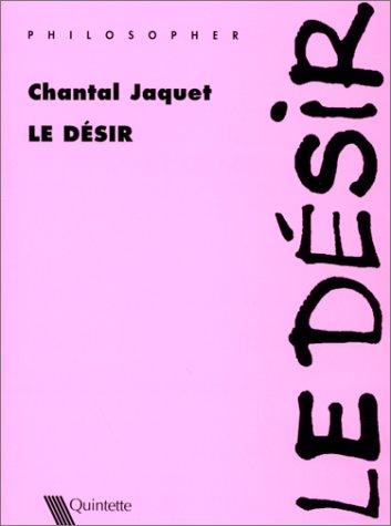 9782868500458: Le désir