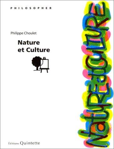 9782868501226: Nature et Culture